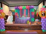 Princess Jasmine Birthday Party Decorations Jasmine Birthday Decorations