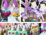 Princess Jasmine Birthday Party Decorations Jasmine Party Decorations