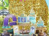 Princess Jasmine Birthday Party Decorations Princess Jasmine Birthday Party Ideas Photo 1 Of 30