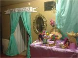 Princess Jasmine Birthday Party Decorations Princess Jasmine Birthday Party Ideas Photo 2 Of 24