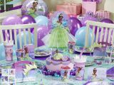 Princess Tiana Birthday Decorations Disney Princess and the Frog Ultimate Party Pack for 8