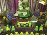 Princess Tiana Birthday Decorations Princess and the Frog Birthday Party Ideas Photo 1 Of 27