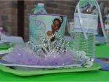 Princess Tiana Birthday Decorations Princess the Frog Birthday Party Ideas Photo 14 Of 26