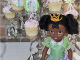 Princess Tiana Birthday Decorations Princess the Frog Birthday Party Ideas Photo 4 Of 26