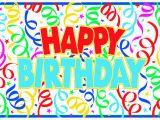 Print at Home Happy Birthday Banner Happy Birthday Banner Free Large Images Places to