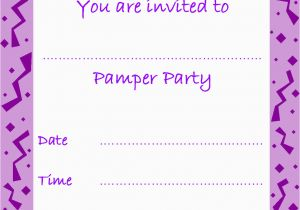 Print Birthday Invitations At Home Free Party Eysachsephoto Com