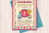 Print Birthday Invitations at Home Free Printable Circus Birthday Invitations Free Thank You Cards