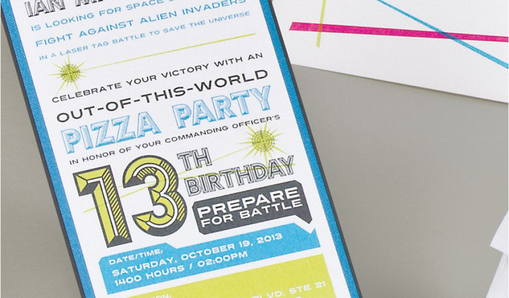 Download By SizeHandphone Tablet Desktop Original Size Back To Printable 13th Birthday Invitations