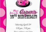 Printable 13th Birthday Invitations 7 Best Images Of Free Printable 13th Birthday Invitations