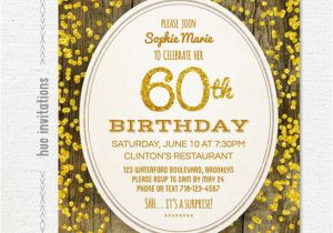 Printable 60th Birthday Invitations 23 60th Birthday Invitation Templates Psd Ai Free
