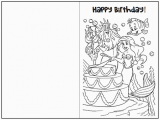 Printable Adult Birthday Cards Free Printable Birthday Cards for Kids Adults