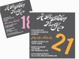 Printable Adult Birthday Cards Free Printable Birthday Invitations for Adults