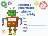 Printable Birthday Card Invitations Printable Personalized Birthday Invitations for Kids 1st