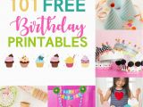Printable Happy 13th Birthday Banners 101 Free Birthday Printables the Dating Divas