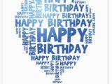 Printable Happy Birthday Cards 40 Free Birthday Card Templates Template Lab