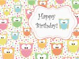 Printable Happy Birthday Cards Amazing Birthday Wishes that Can Make Your Dear Friend
