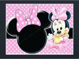 Printable Minnie Mouse Birthday Card Free Printable Mouse Birthday Cards Minnie Invitation Card