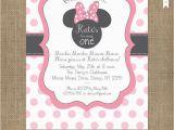 Printable Minnie Mouse Birthday Card Minnie Mouse Birthday Invitation Cards orderecigsjuice Info