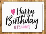 Printable Naughty Birthday Cards Naughty Birthday Funny Birthday Card Boyfriend Girlfriend
