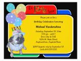 Pug Birthday Invitations Personalized Pug Party Invitations Custominvitations4u Com