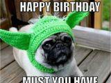 Pug Birthday Memes 50 Funny Birthday Memes Digital Mom Blog