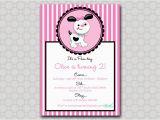 Puppy Birthday Invites Puppy Birthday Invitation 5×7 Printable Digital Invite