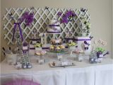 Purple and White Birthday Decorations butterfly Party Purple and White Birthday Quot 11th