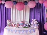 Purple and White Birthday Decorations Pink and Purple Birthday Party Ideas Photo 2 Of 23