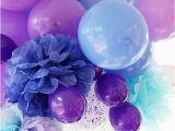 Purple and White Birthday Decorations Pretty Purple Party Decorating Ideas Custom Watercolor