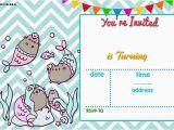 Pusheen Birthday Invitations 2703 Best Free Printable Birthday Invitation Images On