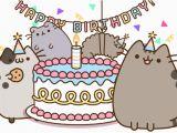Pusheen Birthday Invitations Decoration Games Online Pusheen 39 S Birthday Party