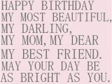 Quotes About Happy Birthday Mom the 105 Happy Birthday Mom Quotes Wishesgreeting