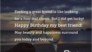 Quotes Of Happy Birthday to A Best Friend Happy Birthday Wishes for A Friend Sayingimages Com