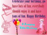 Quotes On Wishing Happy Birthday Happy Birthday Quotes and Wishes Cards Pictures