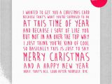 R Rated Birthday Cards 22 Clever Christmas Cards that are Actually Funny