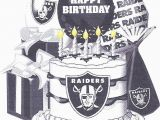 Raiders Birthday Card Raider Birthday Wish My Raiders Pinterest Birthday