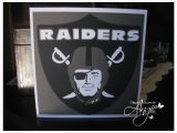 Raiders Birthday Card Scrappin Memories Raiders Card