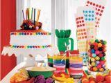 Rainbow themed Birthday Party Decorations Rainbow Party Kids 39 Birthday Party Ideas Real Simple