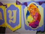Rapunzel Happy Birthday Banner Items Similar to Rapunzel Happy Birthday Banner Tangled