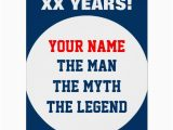 Really Big Birthday Cards Funny Very Big Oversized Birthday Card for Men Zazzle Ca