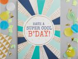 Really Cool Birthday Cards Have A Super Cool Birthday Foiled Greetings Card by