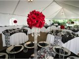 Red Black and White Birthday Decorations Red Black and White Wedding On Pinterest Black White
