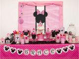 Red Minnie Mouse Birthday Party Decorations 35 Best Minnie Mouse Birthday Party Ideas Birthday Inspire