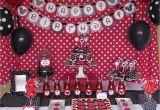 Red Minnie Mouse Birthday Party Decorations Diy Minnie Mouse Red Deluxe Printable Birthday Party