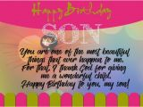 Religious Birthday Cards for son 50 Best Birthday Quotes for son Quotes Yard