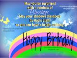 Religious Happy Birthday Messages Quotes and Saying Religious Birthday Quotes for Friends Quotesgram