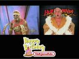 Ric Flair Birthday Card Hogan Flair Apple Pie Birthday Card Youtube