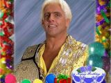 Ric Flair Birthday Card Ric Flair 39 S Birthday Celebration Happybday to