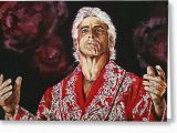 Ric Flair Birthday Card Wwe Greeting Cards for Sale