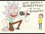 Rick and Morty Happy Birthday Meme 50 Best Funny Birthday Cards Images On Pinterest Funny
